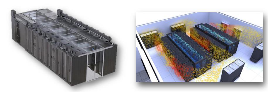 Data center infrastructure solution